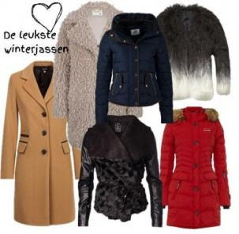 Winter Jassen Mode :